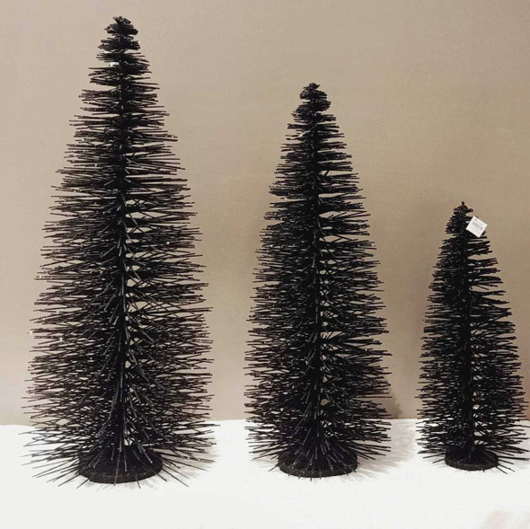 JHF1810-033 H6-01548 IL-1F  Tabletop Willow Christmas Tree 50cm