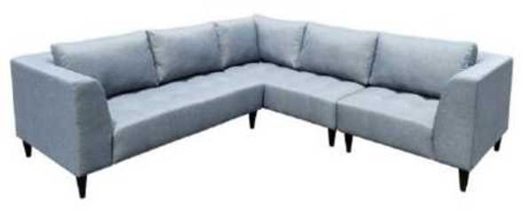 Aethra Corner L-shape Sofa Set