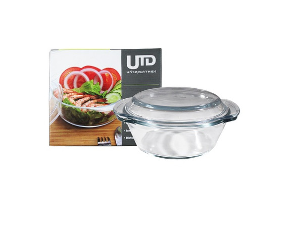 UTD TP-Y34-2/BHA1 CASSEROLE WITH COVER