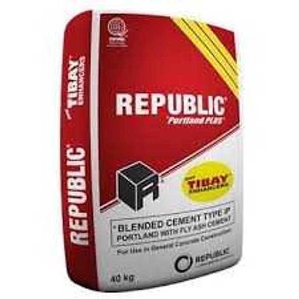 Republic Portland Cement 40kg
