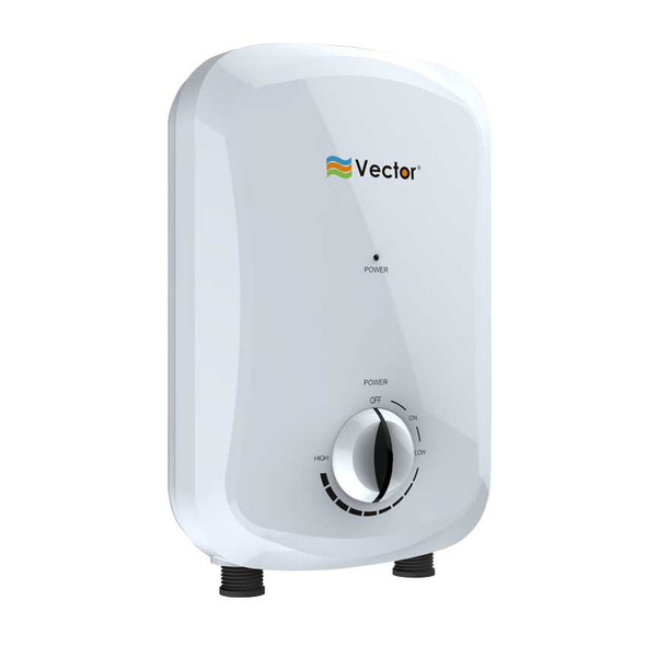 VECTOR VAS-35 Single Point Water Heater 3.5KW 220V