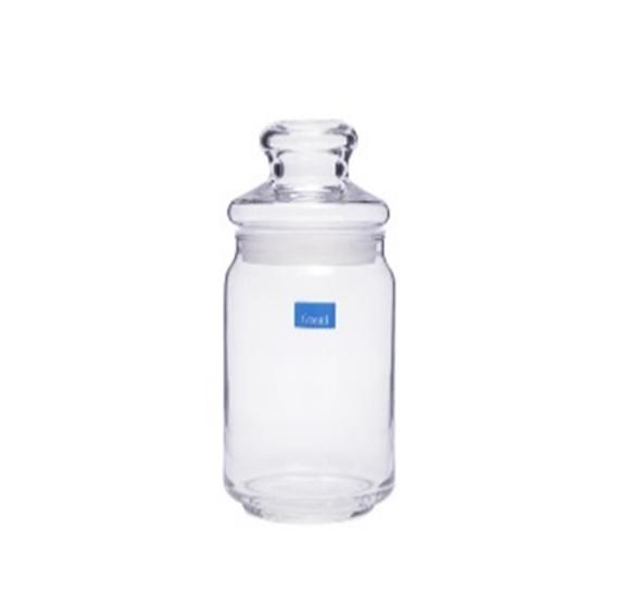 OCEAN POP JAR GLASS COVER 750ML