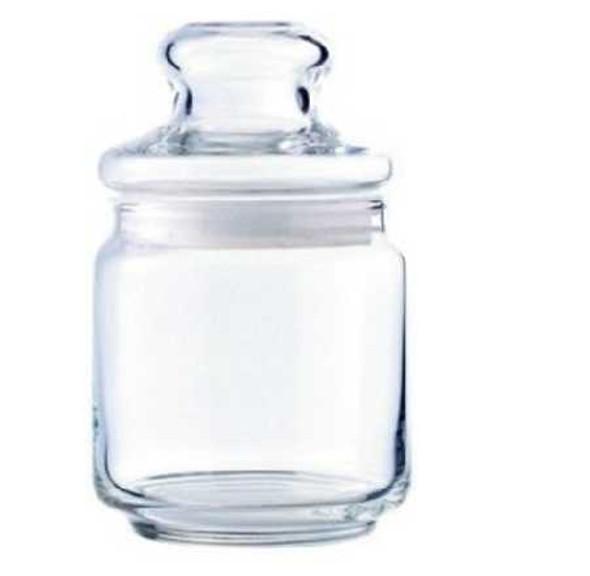 OCEAN POP JAR GLASS COVER 1000ML