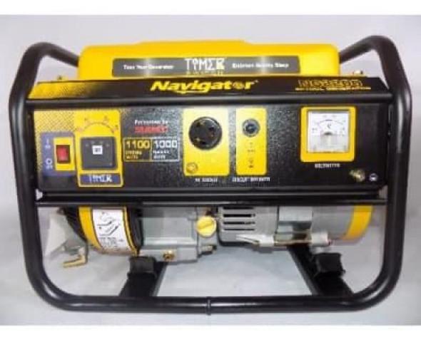 NAVIGATOR NG2200 GAS GENERATOR SINGLE PHASE 1.1KVA