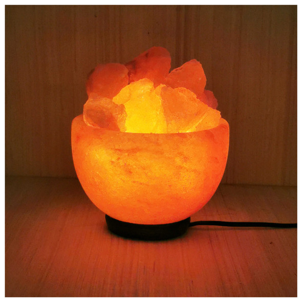Himalayan Salts Lamp Bowl Chunks