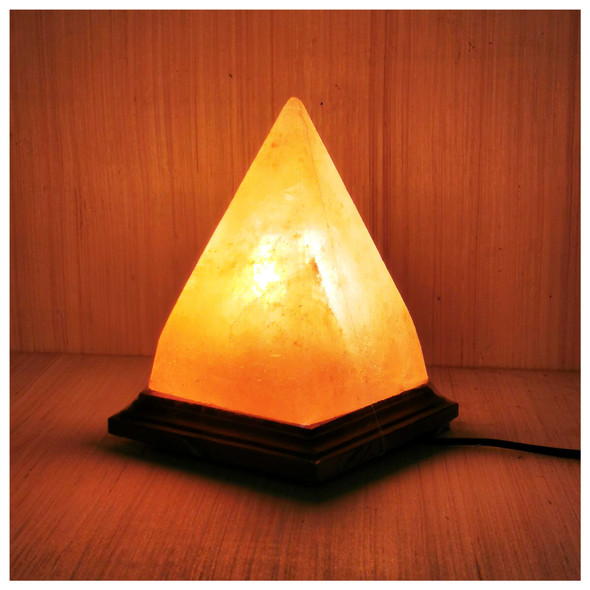 Himalayan Salts Lamp Pyramid