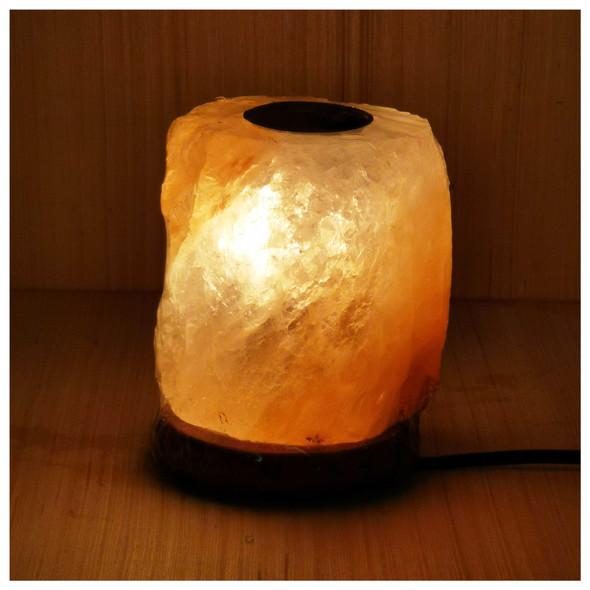 Himalayan Salts Lamp Aroma Small