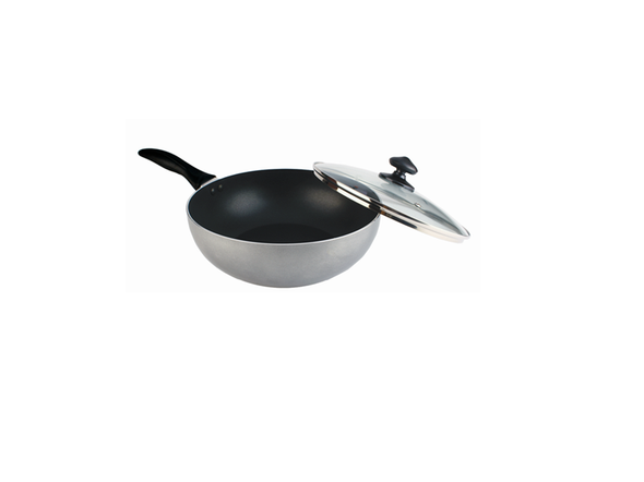 IXC NS WOK INDUCTION WITH GLASS LID