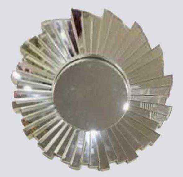 Decorative Mirror Champagne  Sunburst 60.5cm CFII1810-042 KM653