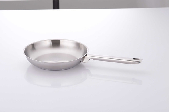 SS-MG-F20I STAINLESS STEEL FRYING PAN