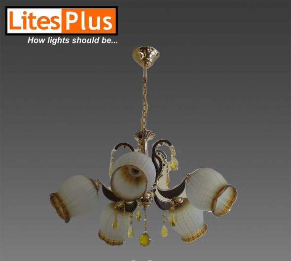 IA-8055-5 BEST SELLER CHANDELIER