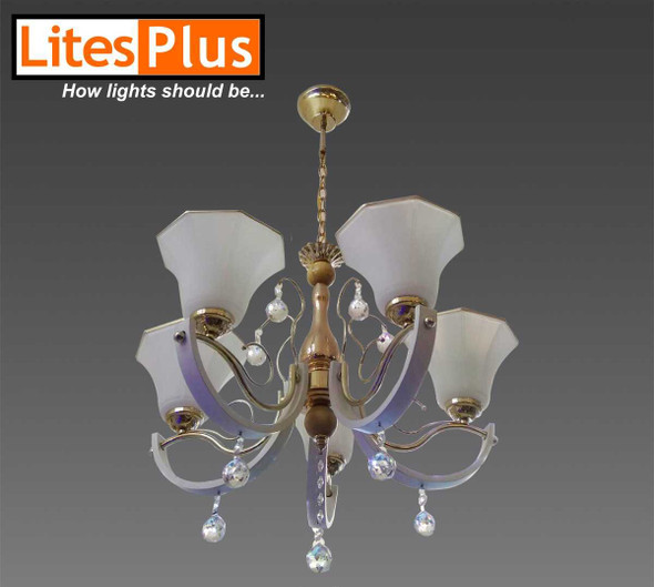 IA-8057-5 BEST SELLER CHANDELIER