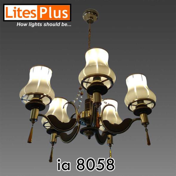 IA-8058-5 BEST SELLER CHANDELIER
