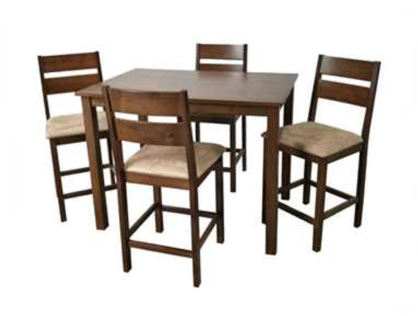 AILEEN 4 SEATER PUB DINING SET
