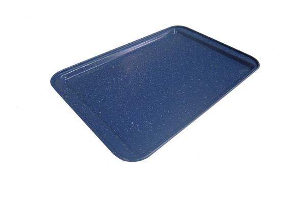 SLV2075S RECTANGULAR PAN MARBLE COATING BLUE SERIES