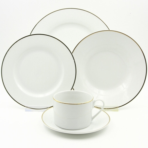 20pc Dinner Set Porcelain – Gleam Aurus