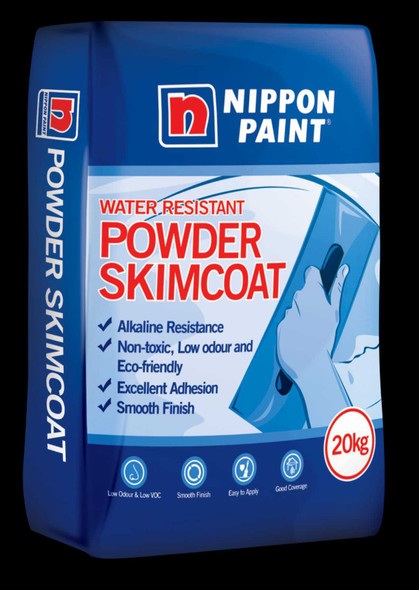NIPPON POWDER SKIMCOAT 20KG