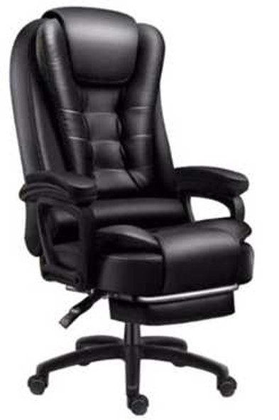 Uzzo Executive Office Chair with Massager