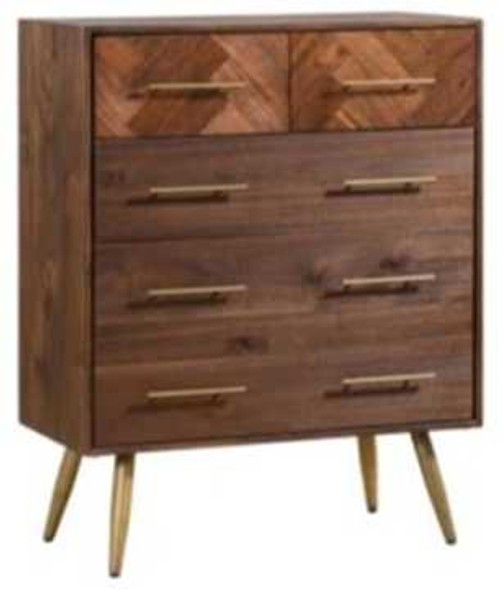 ADEN III CHEST OF 5 DRAWERS