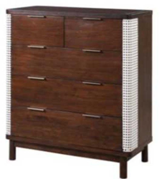 ALEN I CHEST OF 5 DRAWERS