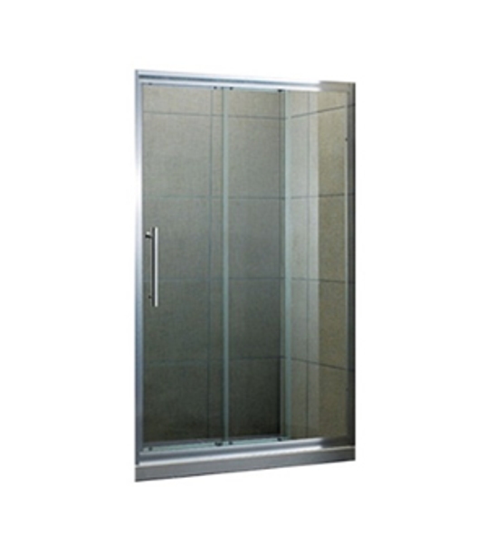 SUGI SPFG-1518 SHOWER PARTITION FROSTED GL 1.5X1.85
