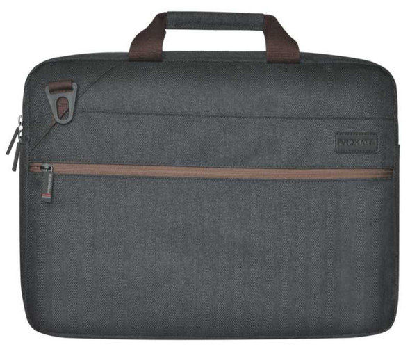 PROMATE AKITA-MB LAPTOP BAG BLACK