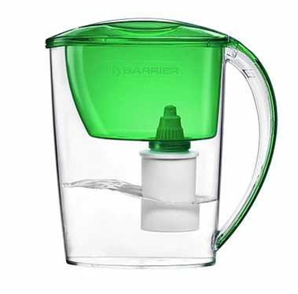 Barrier Nika Pitcher Water Filter with Free Cartridge