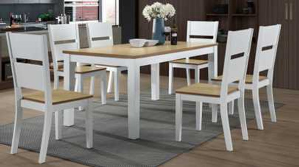 GRANBY 1+6 SEATER DINING SET