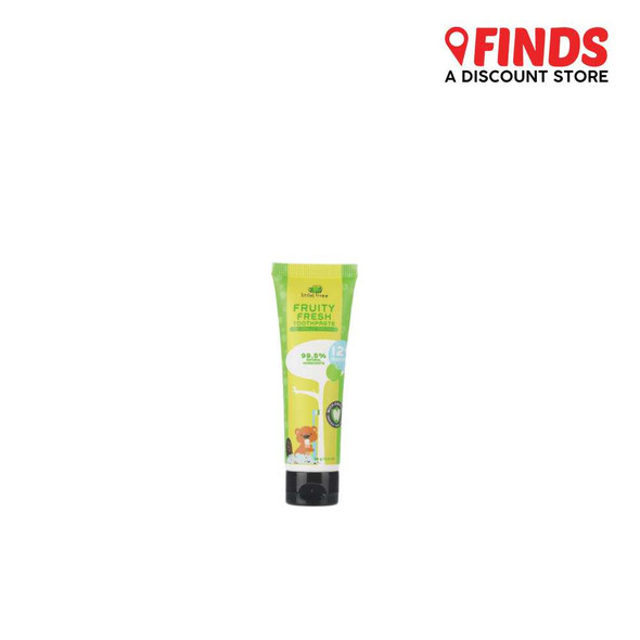Little Baby Fruity Baby Toothpaste 01