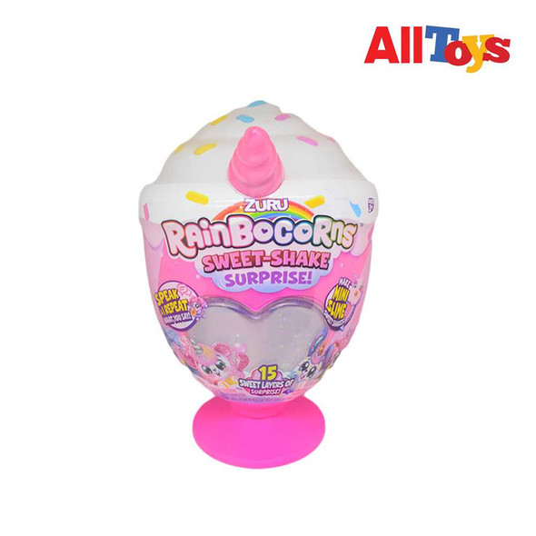 AllToys - Zuru Rainbocorns Sweetshake Surprise