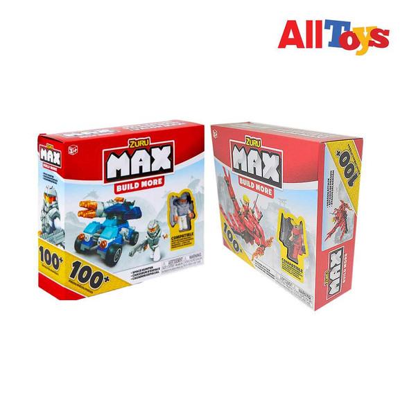 AllToys - Zuru Max Build More Value Brick 100+ Bulk