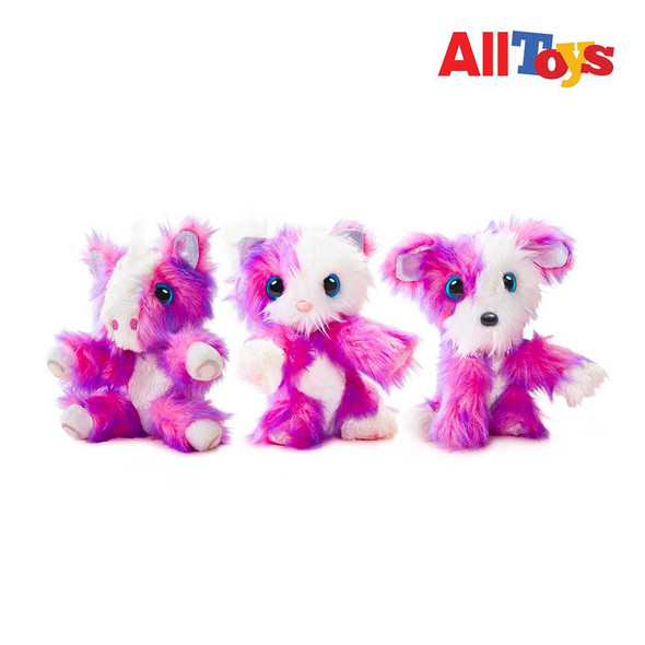 AllToys - Little Live Scruff-a-Luvs - Friends - Plush Mystery Rescue Pet