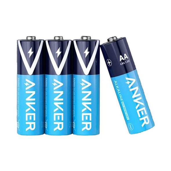 ANKER AA BATTERIES 4 PACK