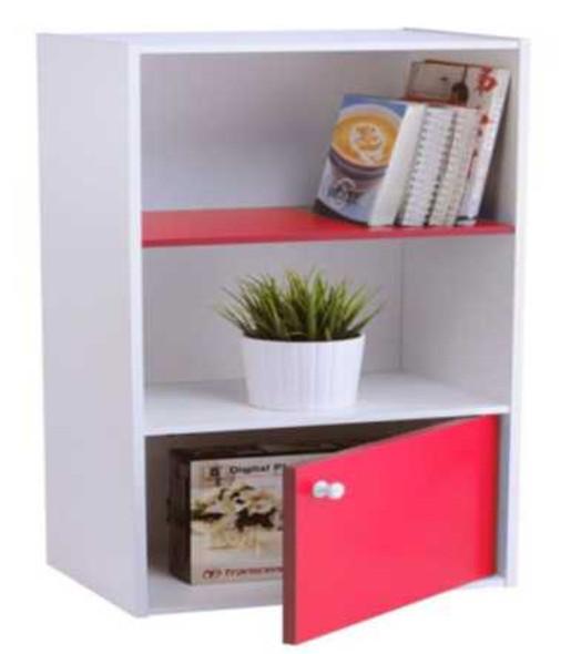 Elena Colored Storage Shelf