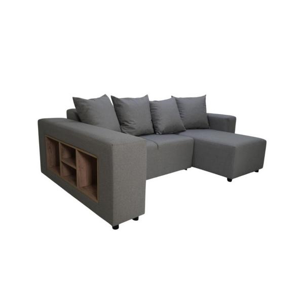 Nailah L Type Sofa Set
