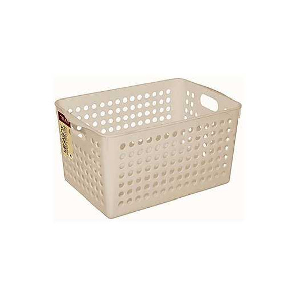 MEGABOX MESH TRAY WITH HANDLE 5L