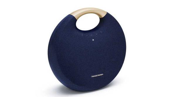 HARMAN/KARDON ONYX STUDIO 6 BLUETOOTH SPEAKER BLUE