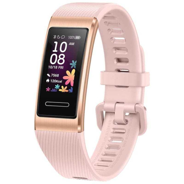 HUAWEI BAND 4 PRO FITNESS BAND PINK GOLD