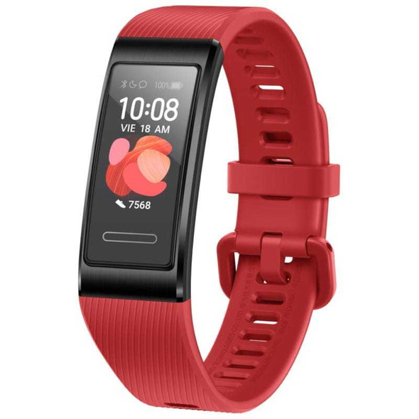HUAWEI BAND 4 PRO FITNESS BAND RED