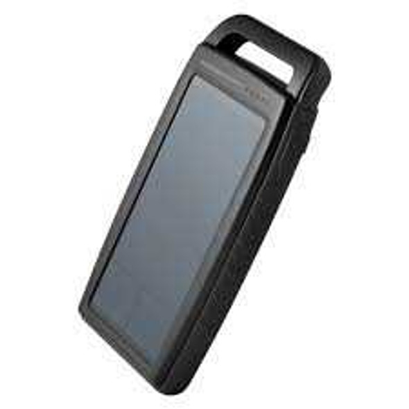 PROMATE Solarbank-15 Shockproof Outdoor Solar Charging 15000mAh Power bank Black