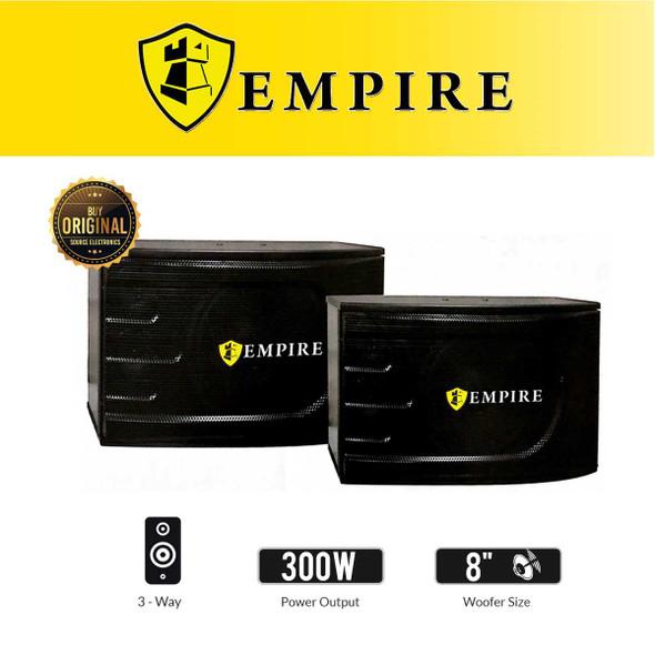 Empire EB-830 karaoke Speaker System
