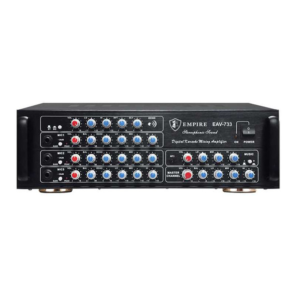 Empire EAV-733 Professional Karaoke Amplifier