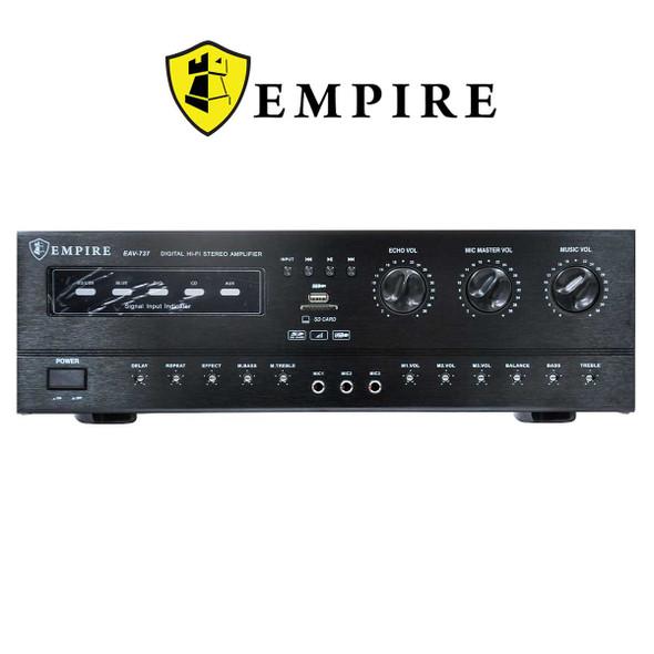 Empire EAV-737 Professional Karaoke Amplifier