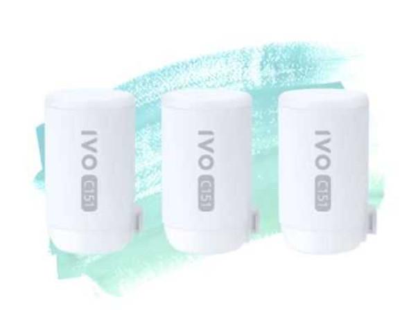 IVO CARTRIDGES VALUE PACK 3PCS (2 MKC-EG/1 C151)