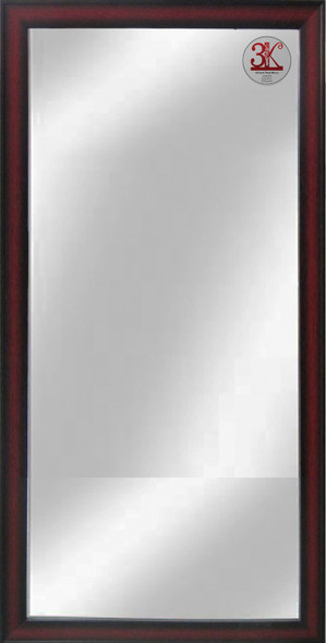 Wall Mirror 3K MR-SPGY026-2448-MRN-1/8