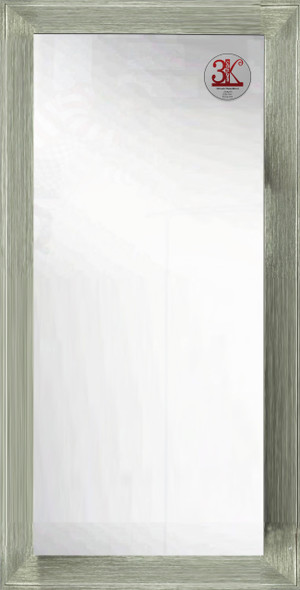 Wall Mirror 3K MR-SPGY026-2448-SLV-1/8