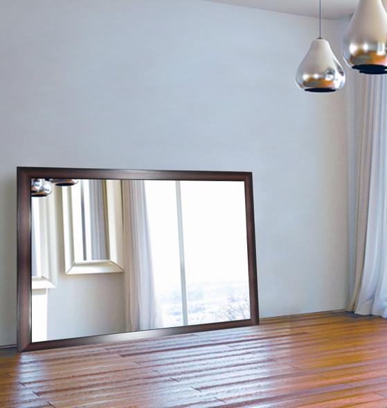 Wall Mirror 3K MR-SPGY026-3648-DBRN-1/8