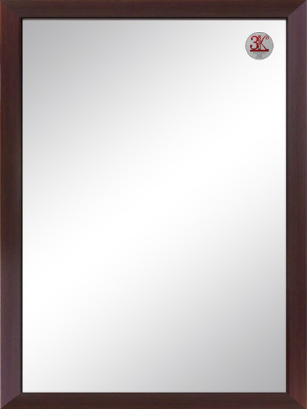 Wall Mirror 3K MR-SPGY026-3648-MRN-1/8