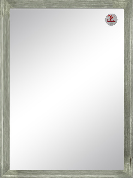 Wall Mirror 3K MR-SPGY026-3648-SLV-1/8