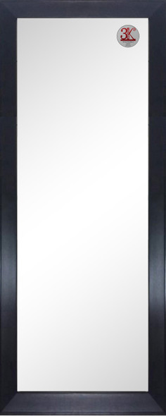 Wall Mirror 3K MR-SPGY026-2460-BLK-1/8